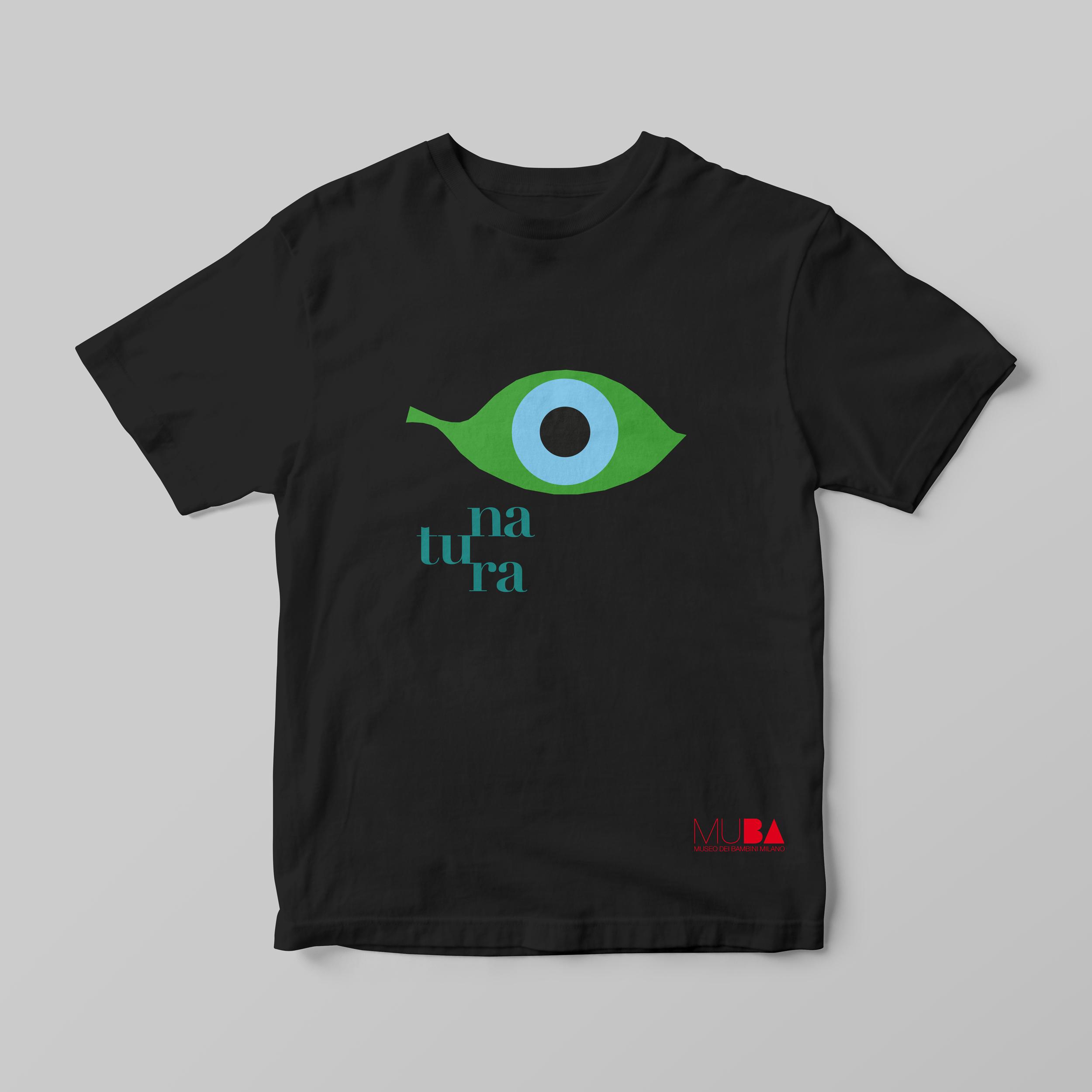 T-shirt Natura Nera - MUBA